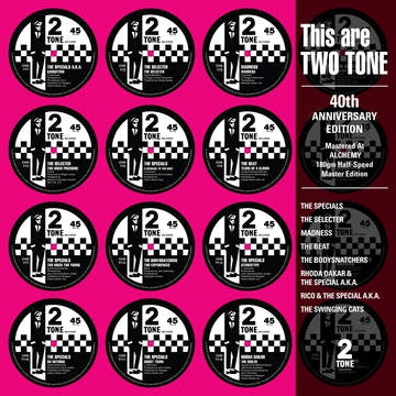 THIS ARE TWO TONE-VARIOUS ARTISTS 2LP *NEW*