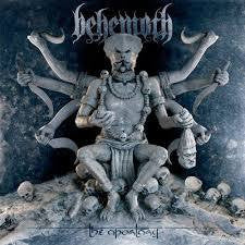 BEHEMOTH-THE APOSTASY CD+DVD VG