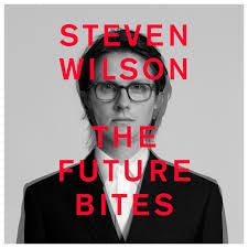 WILSON STEVEN-THE FUTURE BITES CD *NEW*