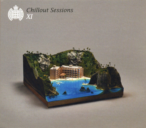 MINISTRY OF SOUND-CHILLOUT SESSIONS XI 2CD VG