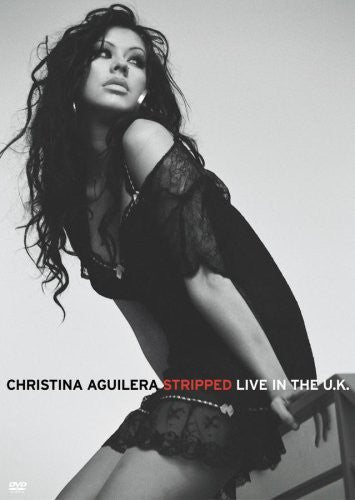 AGUILERA CHRISTINA-STRIPPED LIVE IN THE UK DVD G