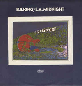 KING B.B.-L.A. MIDNIGHT LP VG COVER VG+