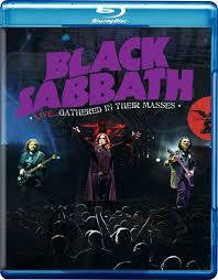 BLACK SABBATH-LIVE...GATHERED IN THEIR BLURAY+CD *NEW*