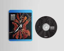 METALLICA-S&M2 BLURAY *NEW*