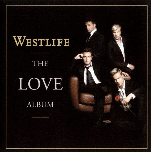 WESTLIFE-THE LOVE ALBUM CD VG