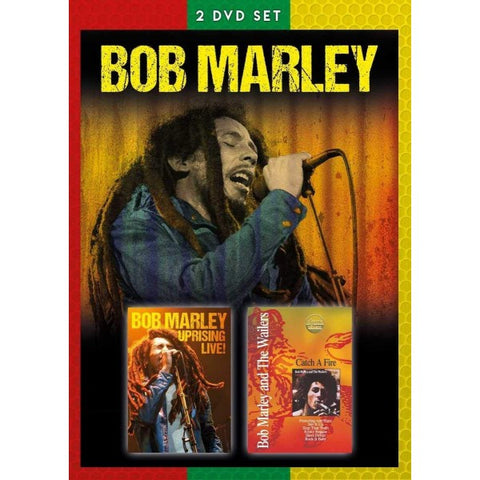 MARLEY BOB-UPRISING LIVE + CATCH A FIRE 2DVD *NEW*