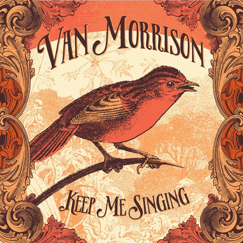 MORRISON VAN-KEEP ME SINGING CD VG