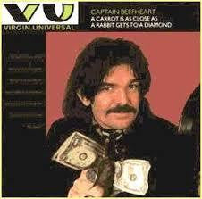 CAPTAIN BEEFHEART-A CARROT IS AS CLOSE AS A RABBIT GETS CD VG
