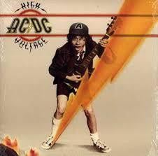 AC/DC-HIGH VOLTAGE LP *NEW*