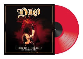 DIO-FINDING THE SACRED HEART RED VINYL 2LP *NEW*