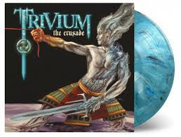 TRIVIUM-THE CRUSADE COLOURED VINYL 2LP *NEW*