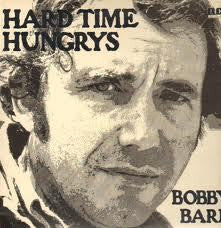 BARE BOBBY-HARD TIME HUNGRYS LP VGPLUS COVER VG