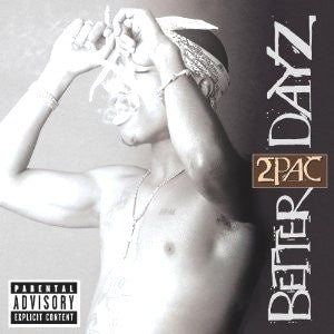 2PAC-BETTER DAYZ 2CD VG
