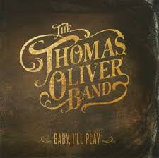 OLIVER THOMAS BAND-BABY I'LL PLAY  CD VG