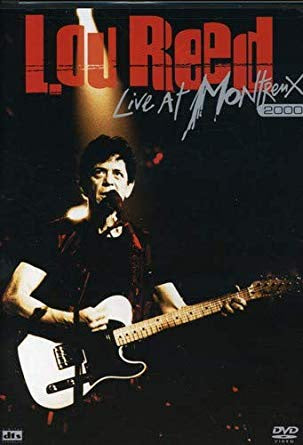 REED LOU-LIVE AT MONTREUX 2000 DVD VG
