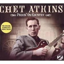 ATKINS CHET-PICKIN ON COUNTRY 2CD *NEW*