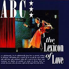 ABC-THE LEXICON OF LOVE LP VG+ COVER VG+
