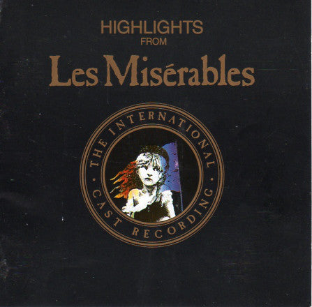 LES MISERABLES-OST VARIOUS ARTISTS CD VG