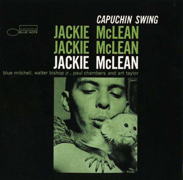 MCLEAN JACKIE-CAPUCHIN SWING CD VG