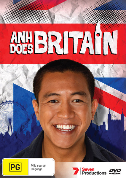 ANH DOES BRITAIN DVD M