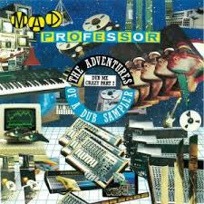 MAD PROFESSOR-THE ADVENTURES OF A DUB SAMPLER CD *NEW*