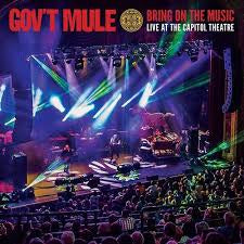 GOVT MULE-BRING ON THE MUSIC 2CD *NEW*