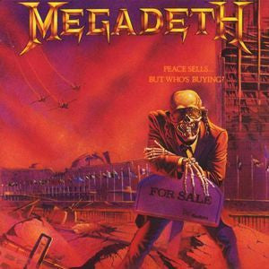 MEGADETH-PEACE SELLS...BUT WHO'S BUYING? CD VG