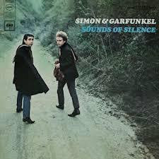 SIMON AND GARFUNKEL-SOUNDS OF SILENCE CD VG