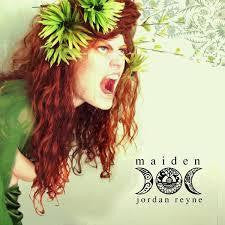 REYNE JORDAN-MAIDEN EP CD *NEW*