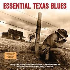 ESSENTIAL TEXAS BLUES-VARIOUS ARTISTS 2LP *NEW*