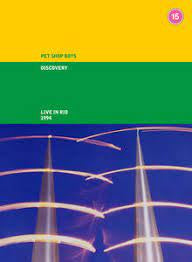 PET SHOP BOYS-DISCOVERY LIVE IN RIO 1994 DVD+2CD *NEW*