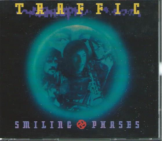 TRAFFIC-SMILING PHASES 2CD VG