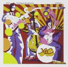 XTC-ORANGES & LEMONS CD *NEW*
