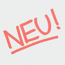 NEU!-NEU! LP *NEW*