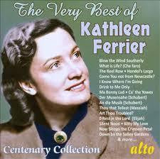 FERRIER KATHLEEN-THE VERY BEST OF CD M