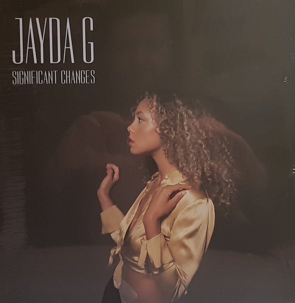 JAYDA G-SIGNIFICANT CHANGES CD *NEW*