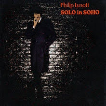 LYNOTT PHILIP-SOLO IN SOHO LP VG+ COVER VG+