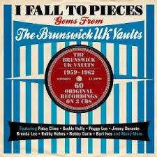 BRUNSWICK UK VAULTS-I FALL TO PIECES GEMS FFROM 3CD *NEW*