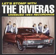 RIVIERAS THE-LET'S STOMP WITH THE RIVIERAS LP *NEW*