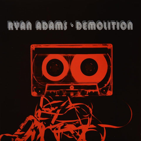 ADAMS RYAN-DEMOLITION LP EX COVER VG+