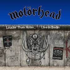 MOTORHEAD-LOUDER THAN NOISE LIVE IN BERLIN CD+DVD  *NEW*