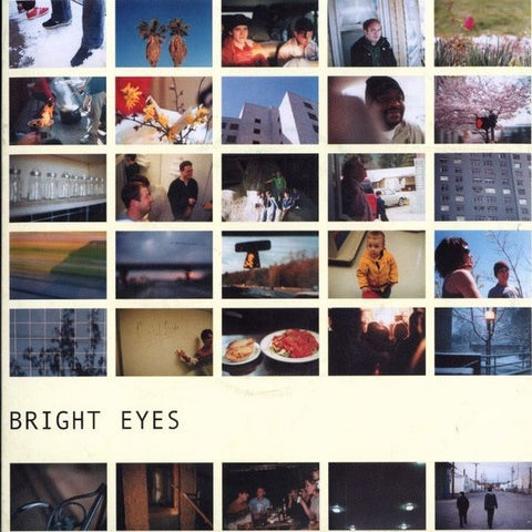 BRIGHT EYES-MOTION SICKNESS 7'' SINGLE VG COVER VG+