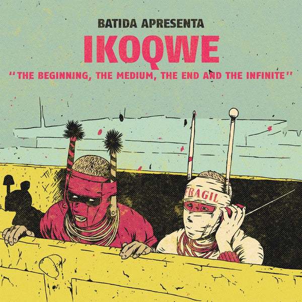IKOQWE-THE BEGINNING, THE MEDIUM, THE END & THE INFINITE LP *NEW*