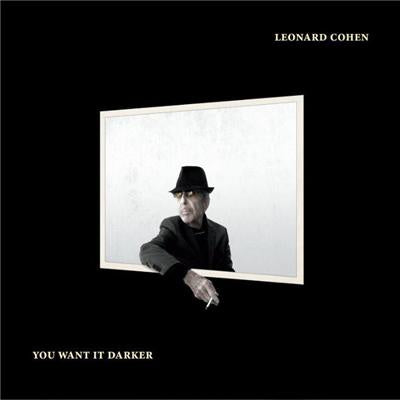 COHEN LEONARD-YOU WANT IT DARKER CD VG