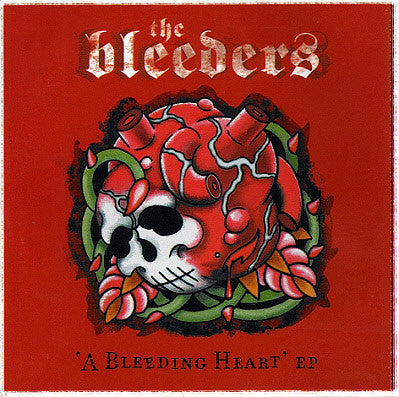BLEEDERS THE-A BLEEDING HEART' EP VG