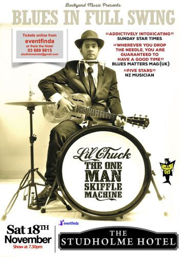 LIL' CHUCK-BLUES IN FULL SWING CD *NEW*