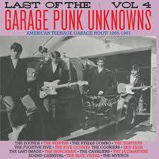 LAST OF THE GARAGE PUNK UNKNOWNS VOL 4-V/A LP *NEW*