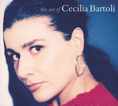 BARTOLI CECILIA-THE ART OF CD VG