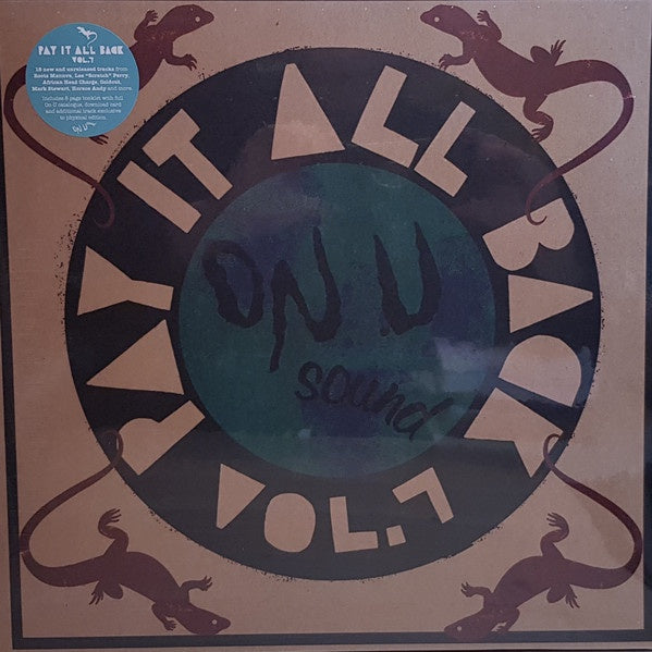 PAY IT ALL BACK VOL 7-VARIOUS ARTISTS 2LP *NEW*