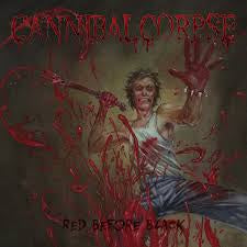 CANNIBAL CORPSE-RED BEFORE BLACK CD *NEW*